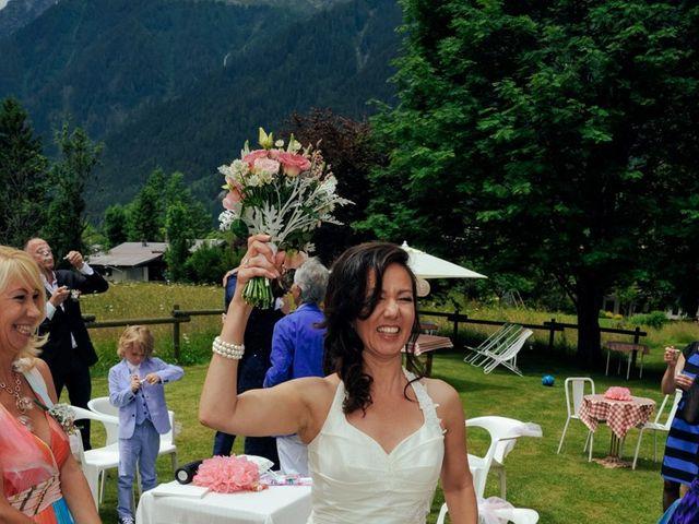 Le mariage de Peter et Angélique à Chamonix-Mont-Blanc, Haute-Savoie 41