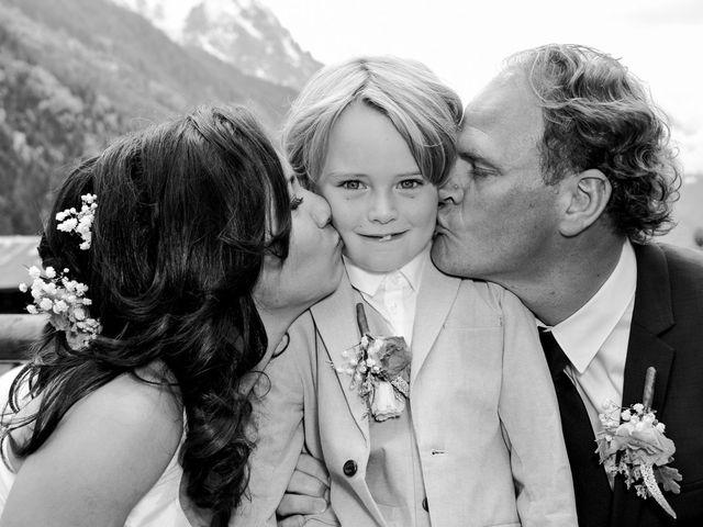 Le mariage de Peter et Angélique à Chamonix-Mont-Blanc, Haute-Savoie 45