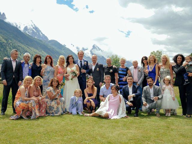 Le mariage de Peter et Angélique à Chamonix-Mont-Blanc, Haute-Savoie 46