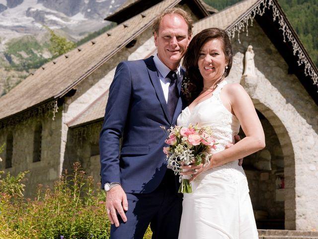 Le mariage de Peter et Angélique à Chamonix-Mont-Blanc, Haute-Savoie 54
