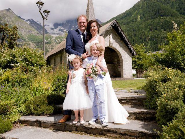 Le mariage de Peter et Angélique à Chamonix-Mont-Blanc, Haute-Savoie 55