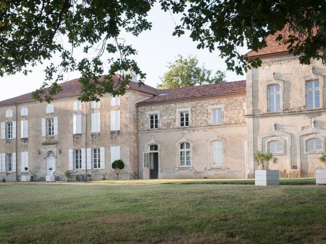 Le mariage de Saeed et Agathe à Tonneins, Lot-et-Garonne 35