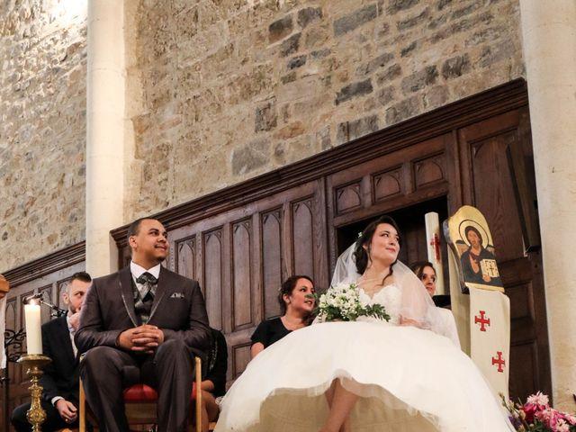 Le mariage de Jordan et Justine à Nébian, Hérault 6