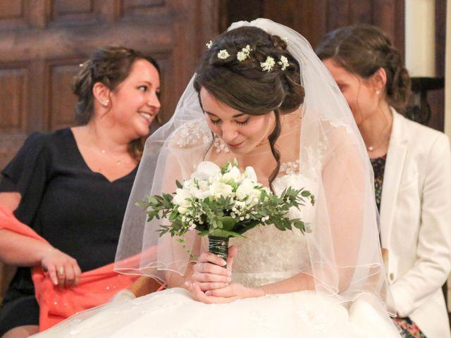 Le mariage de Jordan et Justine à Nébian, Hérault 9