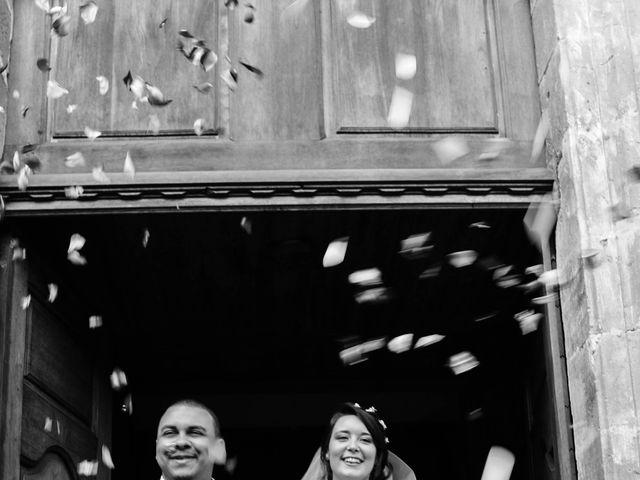 Le mariage de Jordan et Justine à Nébian, Hérault 2