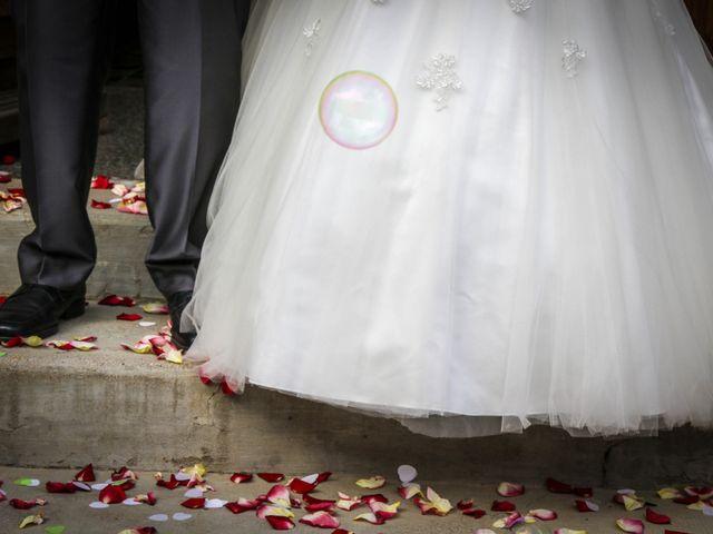Le mariage de Jordan et Justine à Nébian, Hérault 18
