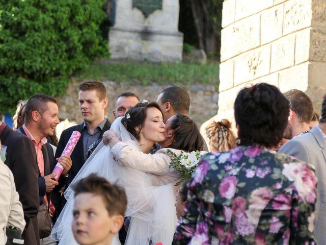 Le mariage de Jordan et Justine à Nébian, Hérault 23