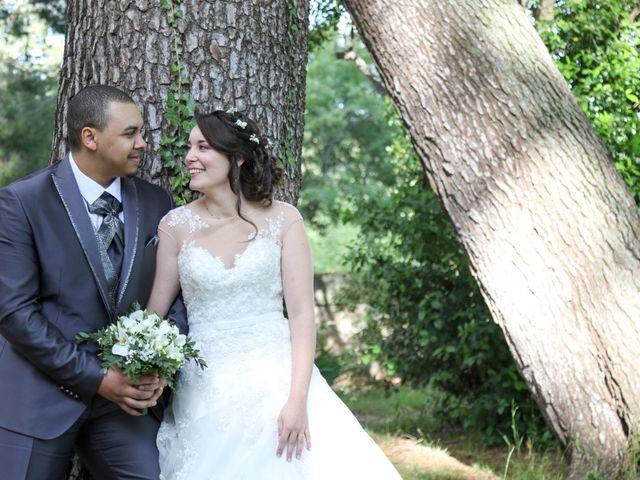Le mariage de Jordan et Justine à Nébian, Hérault 34
