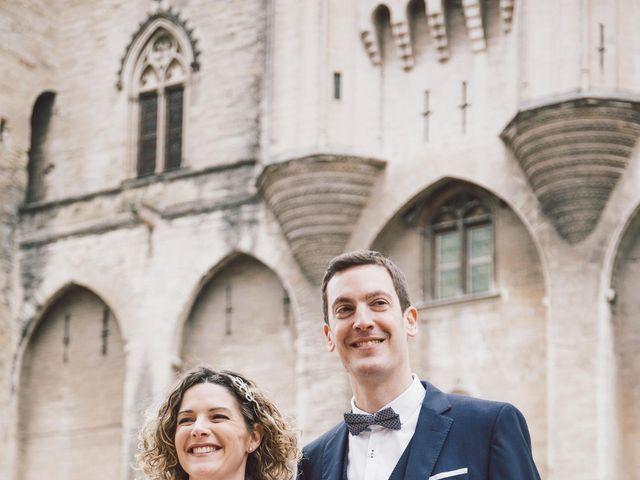 Le mariage de Mickael et Anne à Avignon, Vaucluse 35