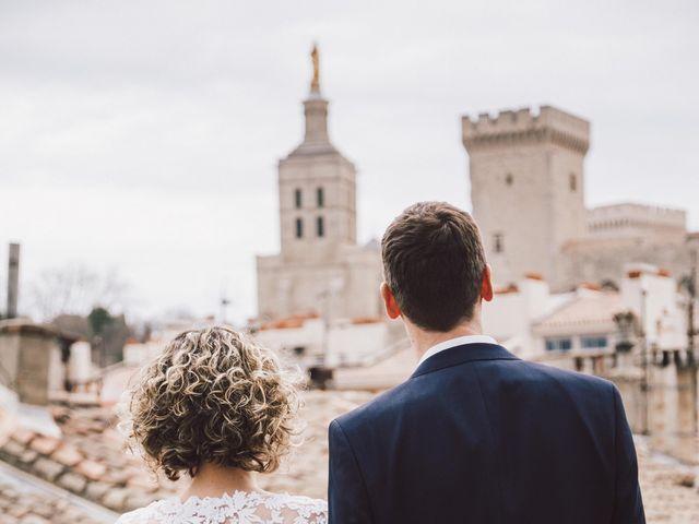 Le mariage de Mickael et Anne à Avignon, Vaucluse 40