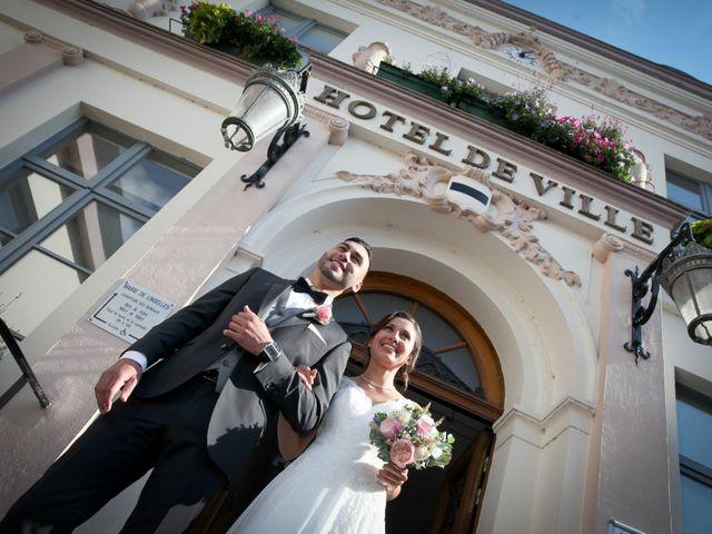 Le mariage de Simon et Sarah à Comines, Nord 15