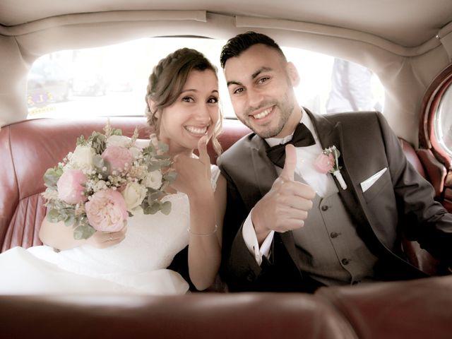 Le mariage de Simon et Sarah à Comines, Nord 17
