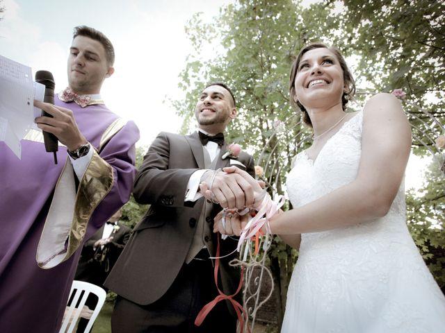 Le mariage de Simon et Sarah à Comines, Nord 18