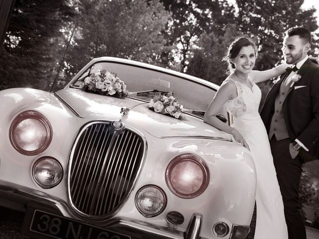 Le mariage de Simon et Sarah à Comines, Nord 29