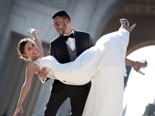 Le mariage de Simon et Sarah à Comines, Nord 1