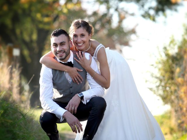 Le mariage de Simon et Sarah à Comines, Nord 41