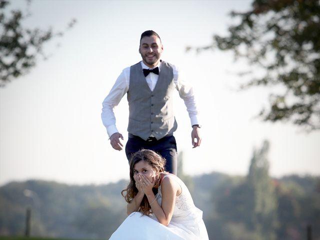 Le mariage de Simon et Sarah à Comines, Nord 45