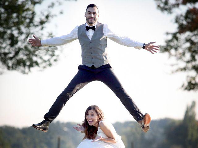 Le mariage de Simon et Sarah à Comines, Nord 46