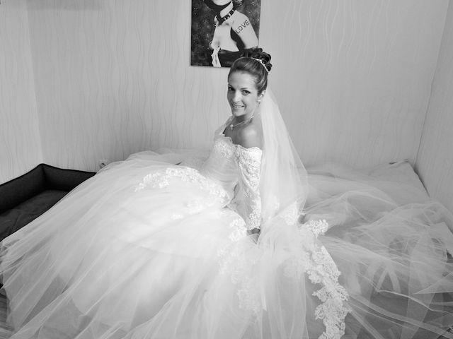 Le mariage de Nils et Chloe à Neufgrange, Moselle 1