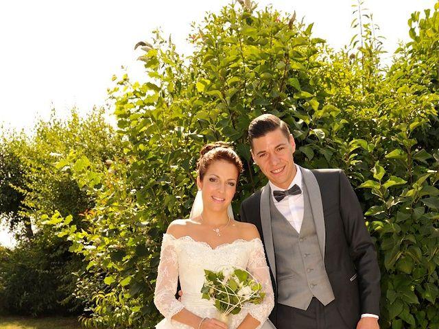 Le mariage de Nils et Chloe à Neufgrange, Moselle 14