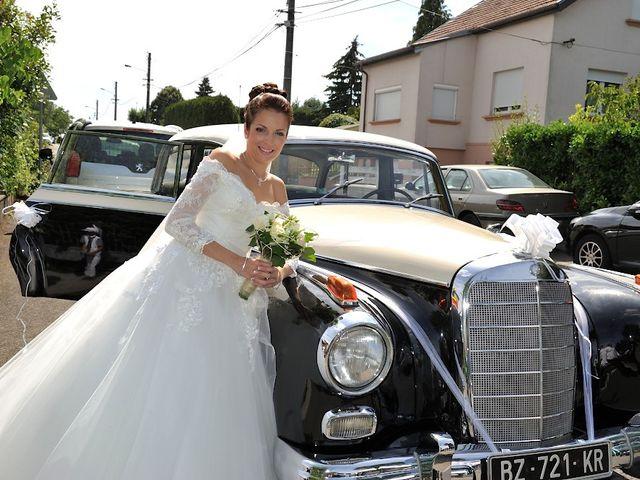 Le mariage de Nils et Chloe à Neufgrange, Moselle 15