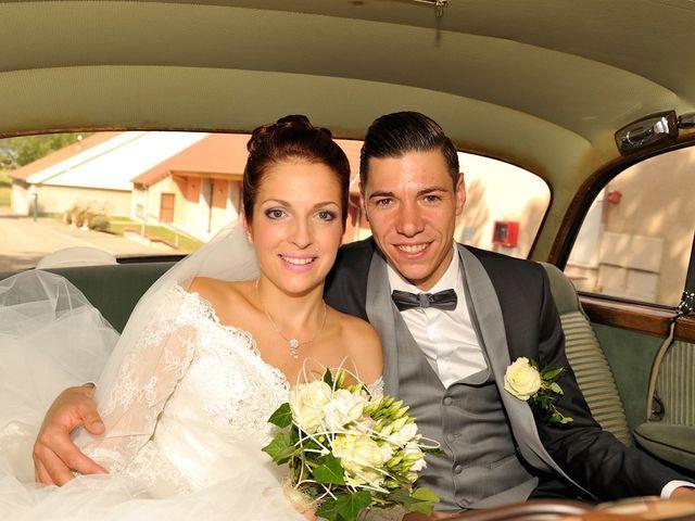Le mariage de Nils et Chloe à Neufgrange, Moselle 16