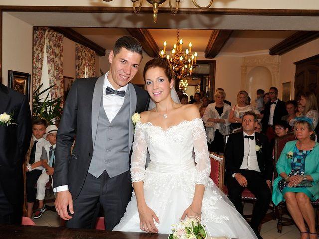 Le mariage de Chloe et Nils