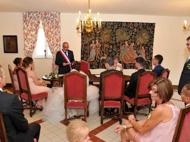 Le mariage de Nils et Chloe à Neufgrange, Moselle 19