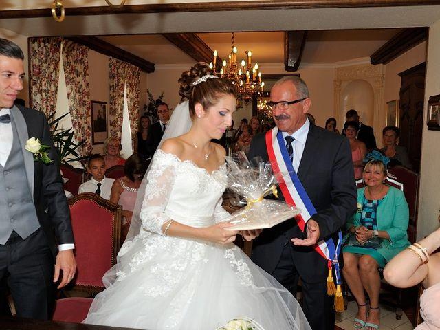Le mariage de Nils et Chloe à Neufgrange, Moselle 22