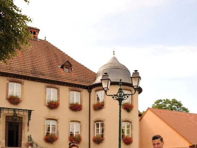 Le mariage de Nils et Chloe à Neufgrange, Moselle 23