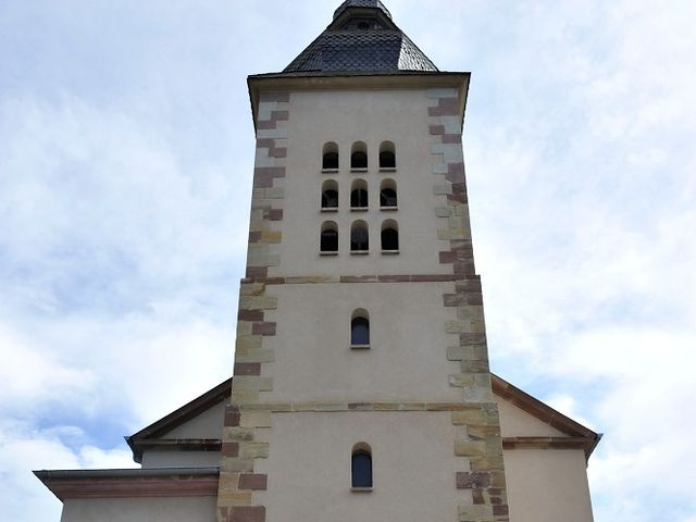 Le mariage de Nils et Chloe à Neufgrange, Moselle 24