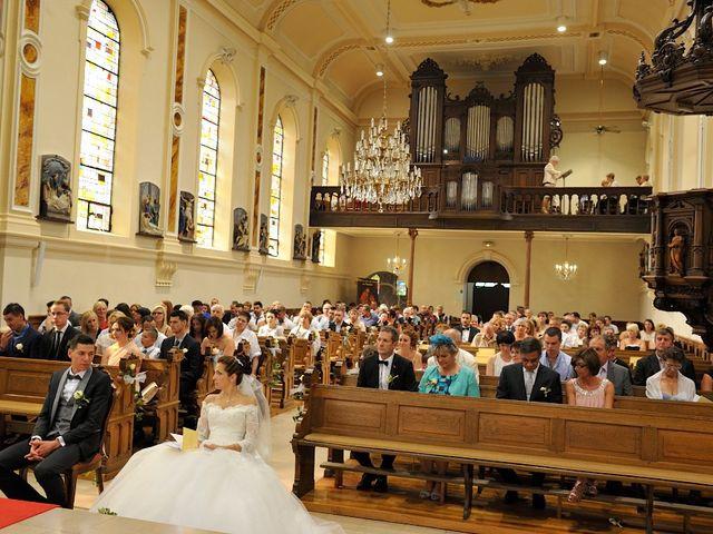 Le mariage de Nils et Chloe à Neufgrange, Moselle 28