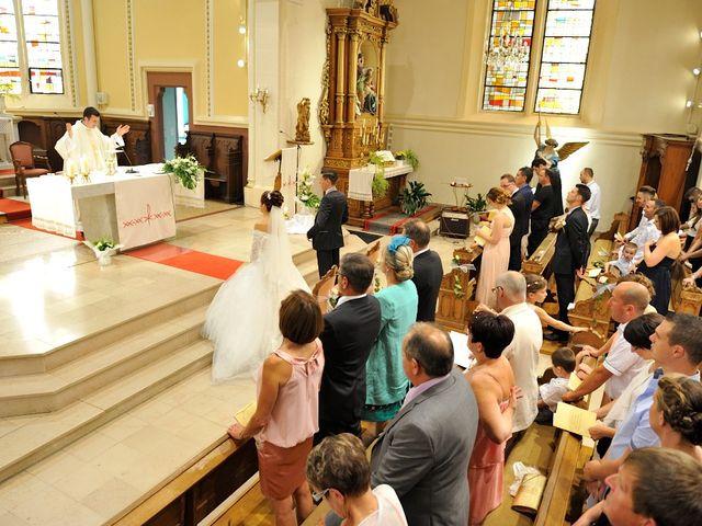 Le mariage de Nils et Chloe à Neufgrange, Moselle 33