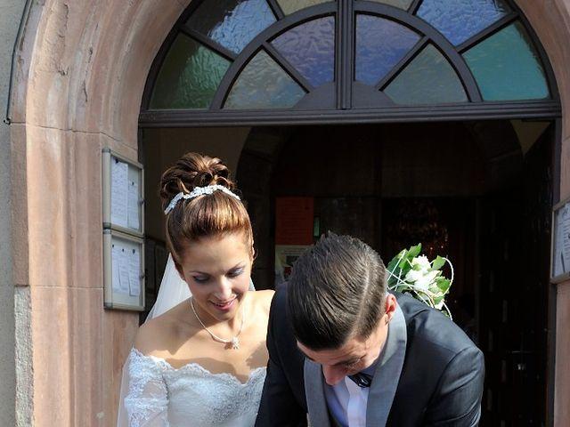 Le mariage de Nils et Chloe à Neufgrange, Moselle 40