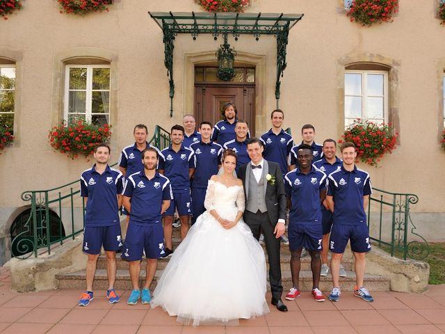 Le mariage de Nils et Chloe à Neufgrange, Moselle 47