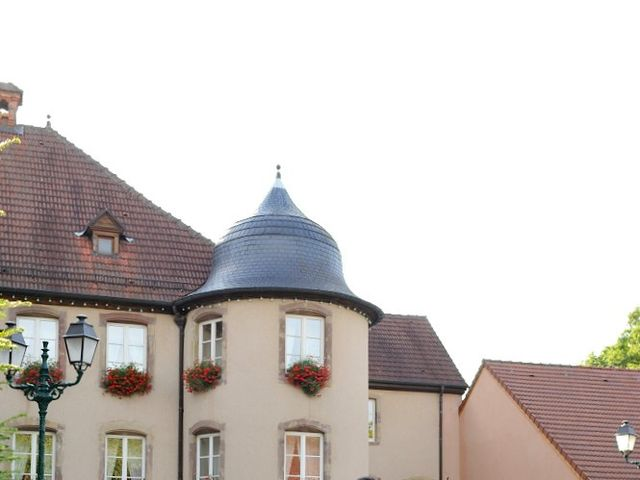 Le mariage de Nils et Chloe à Neufgrange, Moselle 48