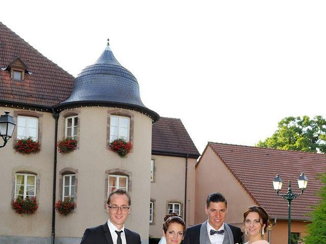 Le mariage de Nils et Chloe à Neufgrange, Moselle 49