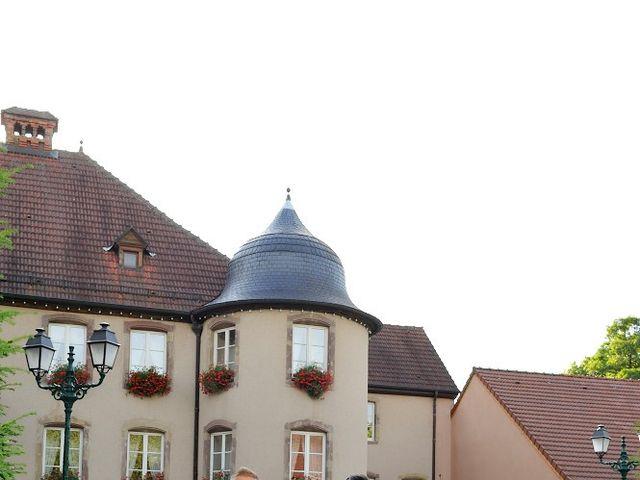 Le mariage de Nils et Chloe à Neufgrange, Moselle 50
