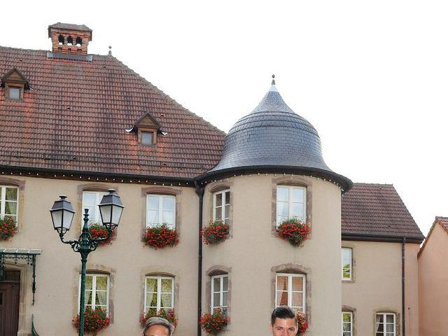 Le mariage de Nils et Chloe à Neufgrange, Moselle 51
