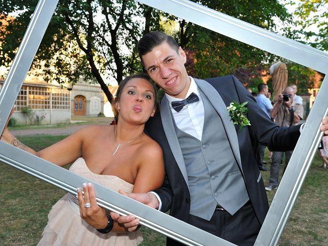 Le mariage de Nils et Chloe à Neufgrange, Moselle 62