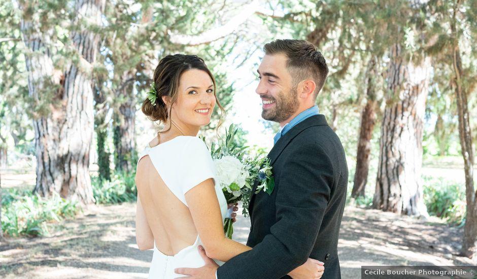 Le mariage de Hervé et Laurie à Narbonne, Aude