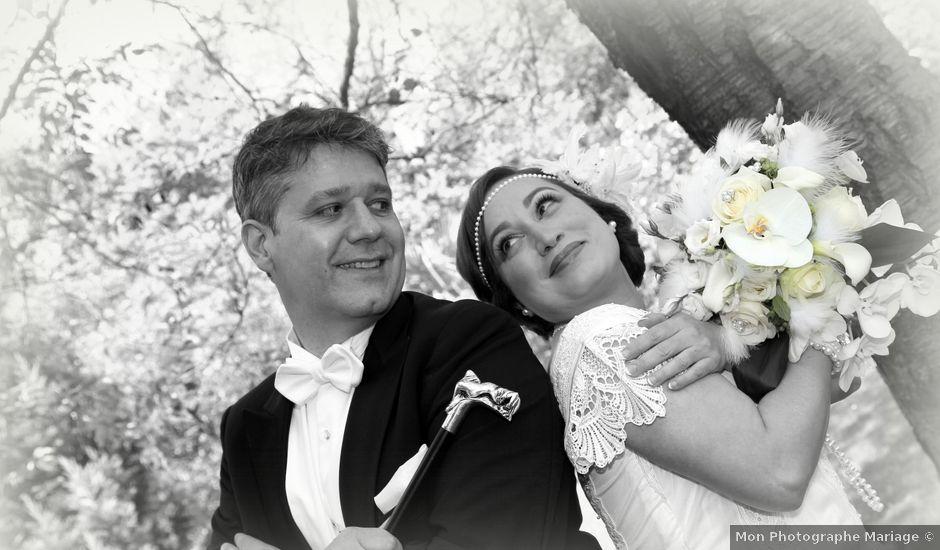 Le mariage de Thierry et Khadidja à Roissy-en-Brie, Seine-et-Marne