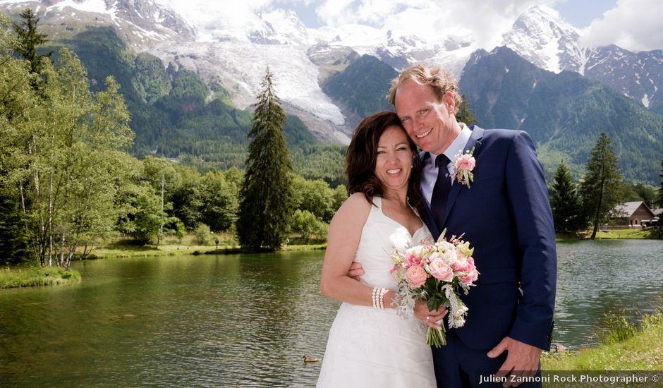 Le mariage de Peter et Angélique à Chamonix-Mont-Blanc, Haute-Savoie