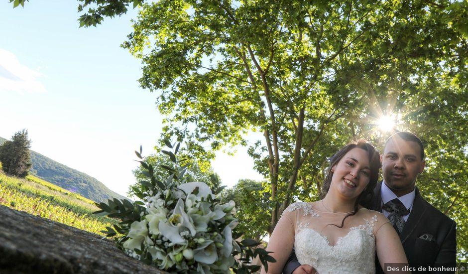 Le mariage de Jordan et Justine à Nébian, Hérault