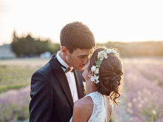 Le mariage de Valentine et Benjamin 1