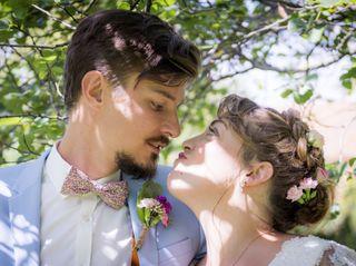 Le mariage de Coralie et Maxime