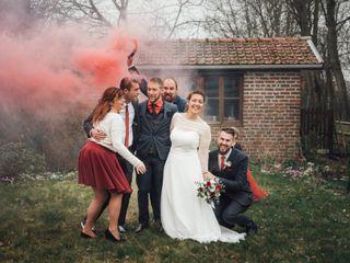 Le mariage de Sandrine et Dimitri