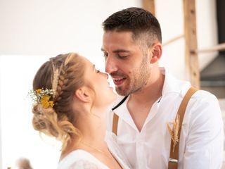 Le mariage de Servanne et Paul