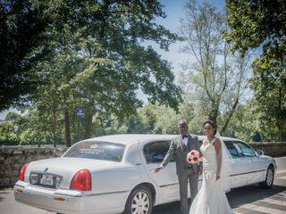 Le mariage de Francia et Max