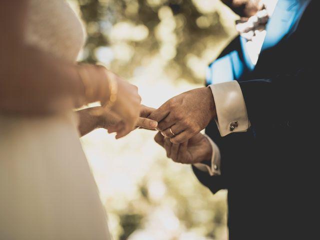 Le mariage de Denis et Fanny à Lasalle, Gard 28